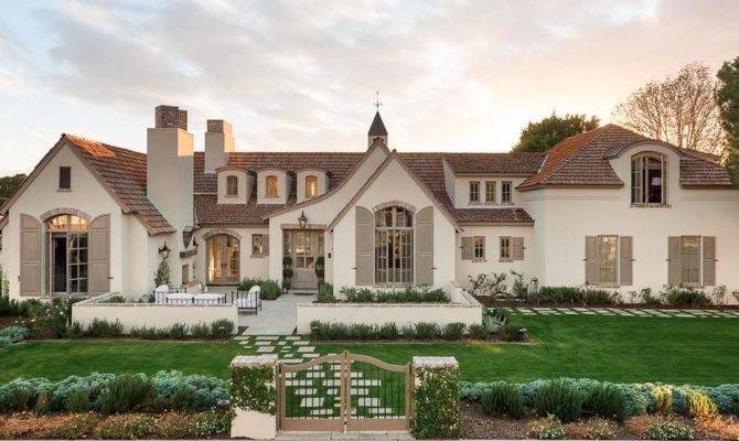 French Country Style New Build Phoenix Arizona Homes