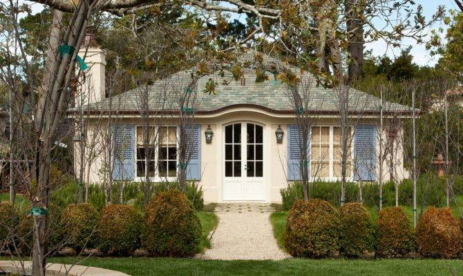 French Countryside House Plans Design