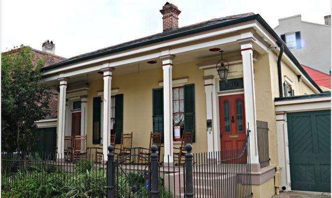French Quarter Style Homes House Design Plans
