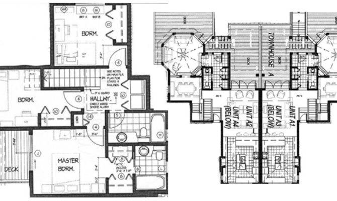 French Quarter Style House Plan Design Plans