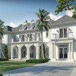 French Style House Plans Design