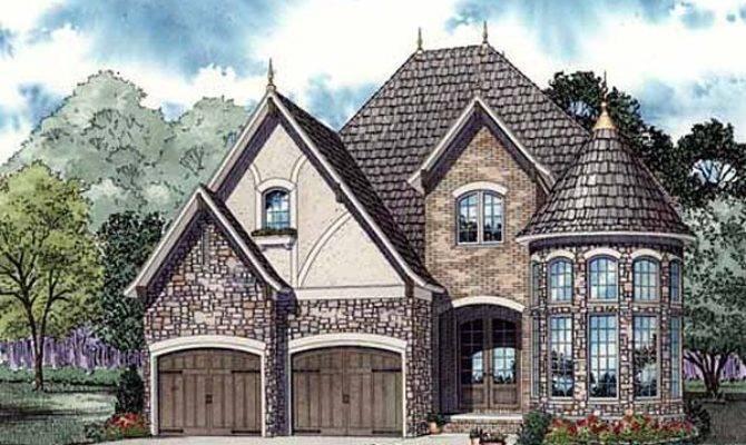 French Tudor House Plan Home Plans Blog