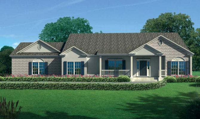 Fresh Single Story Ranch Style Homes Architecture