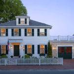 Front Colonial Style House Exuding Calmness