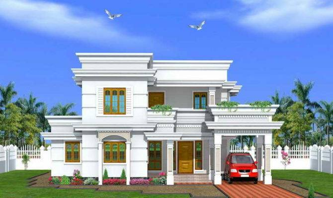 Front Houses Plans