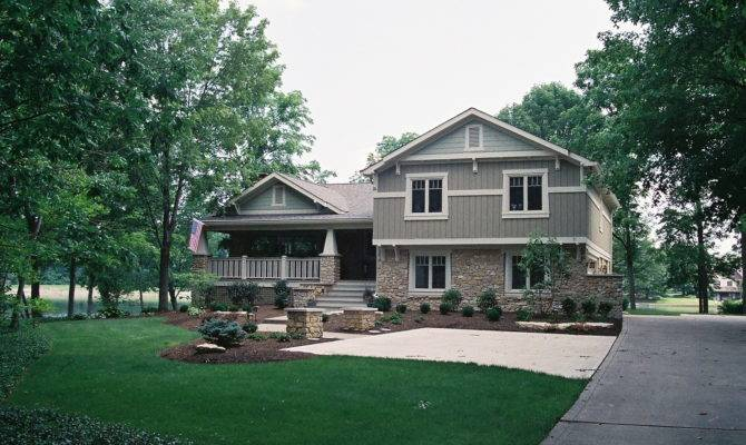 Front Porch Designs Split Level Homes Danutabois