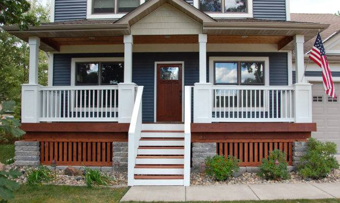 Front Porch Ideas Older Homes House Style Plans