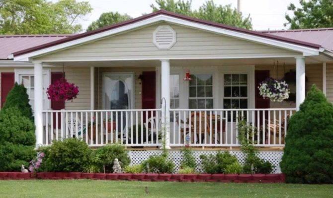 Front Porch Mobile Home Floor Plans
