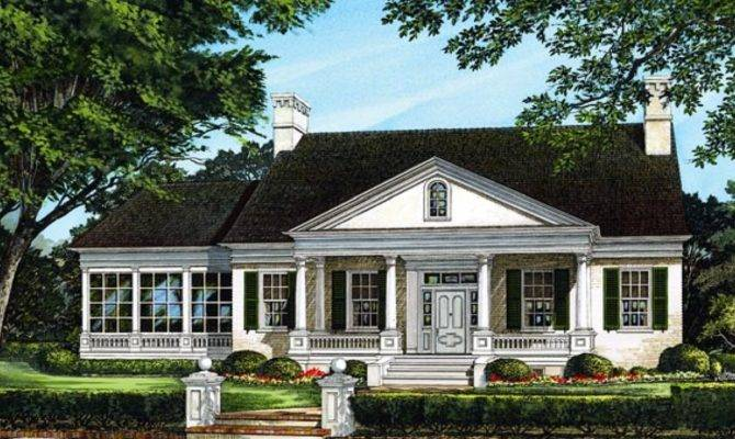 Front Sloping Lot House Plans Lakefront Homes