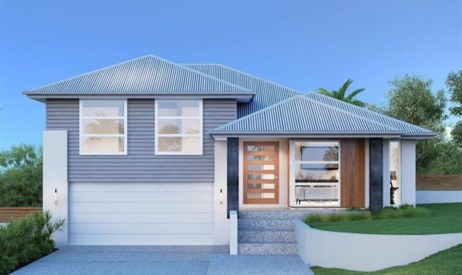 Front Split Homes Designs Homemade Ftempo