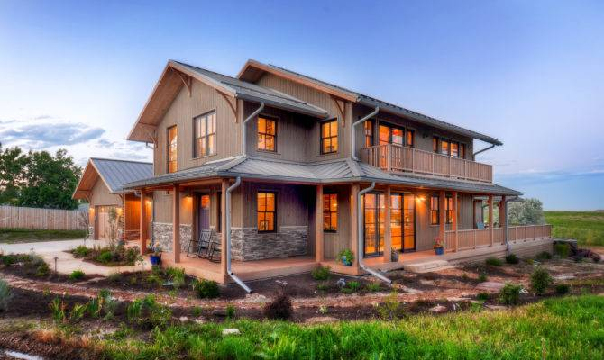 Function Meets Beauty Right Sized Green Home Boulder