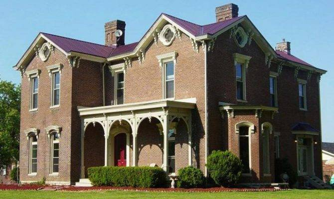 Functionality Italianate Style Loosely Modeled After Villas