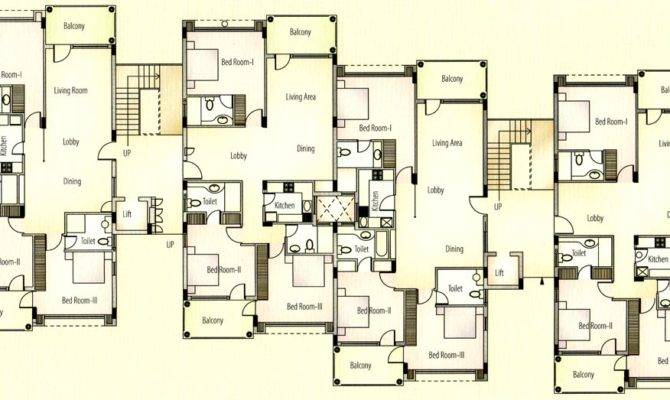 Furnished Apartment Floor Plans Studio