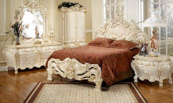 Furniturevictorian Victorian Bedroom Set Queen