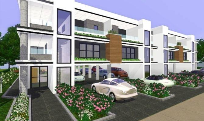Gabi Modern Row Houses