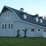 Gambrel Barns Barn Kits Horse Homes