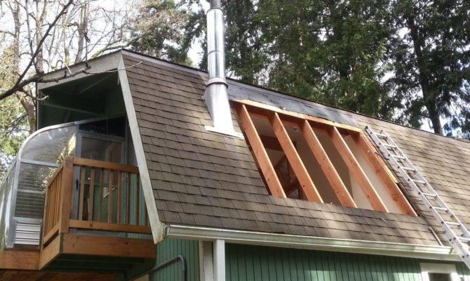 Gambrel Roof Dormers Dream Design Build