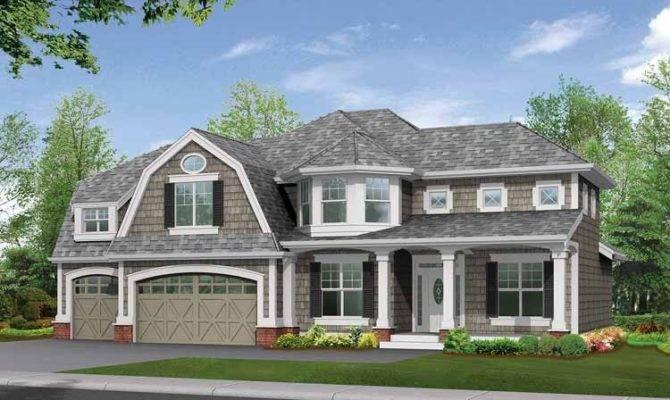 Gambrel Roof House Plans Car Interior Design
