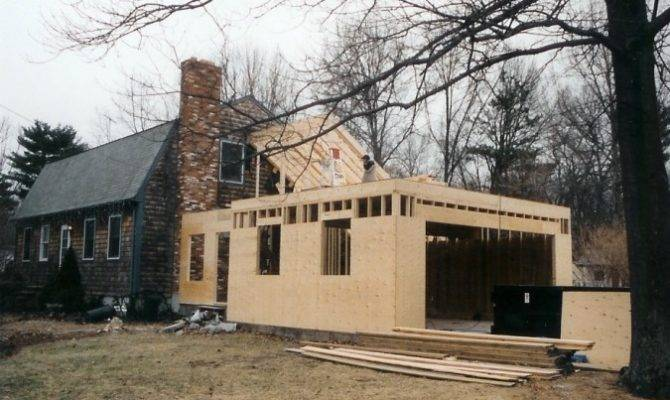 Garage Addition Canton Colony Home Improvement