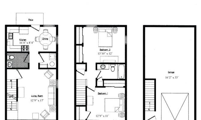 Garage Apartment Plans Car Plan