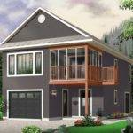 Garage Apartment Plans Carriage House Plan Tandem