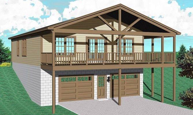 Garage Apartment Plans Plan Makes Cozy