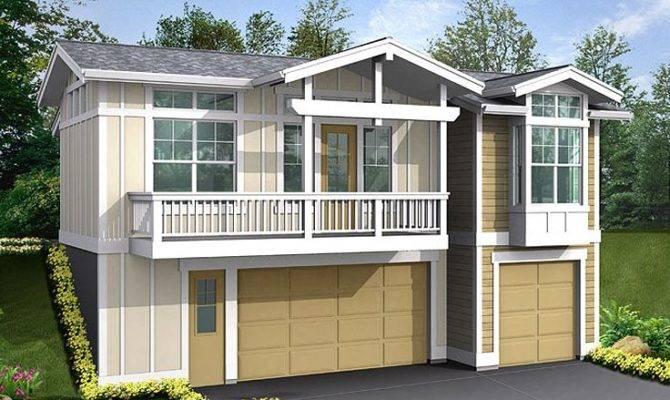 Garage Apartment Plans Three Car Plan