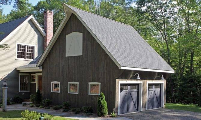 Garage Attached Breezeway Craftsman