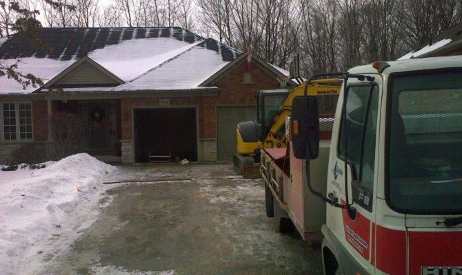 Garage Basement Underneath