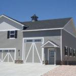 Garage Buildings Living Quarters