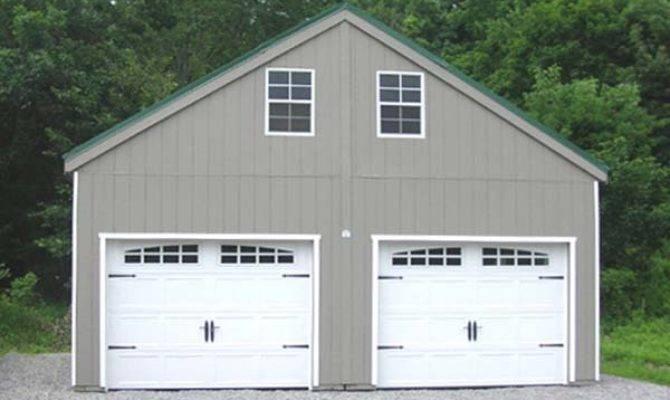 Garage Car Building Clue