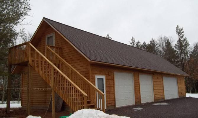 Garage Construction Northern Wisconsin