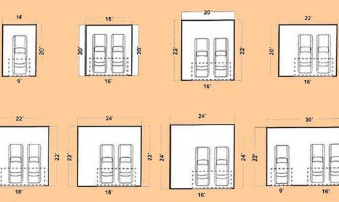 Garage Design Ideas Door Placement Common