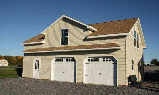 Garage Designs Astonishing White Color Door Prefab Garages
