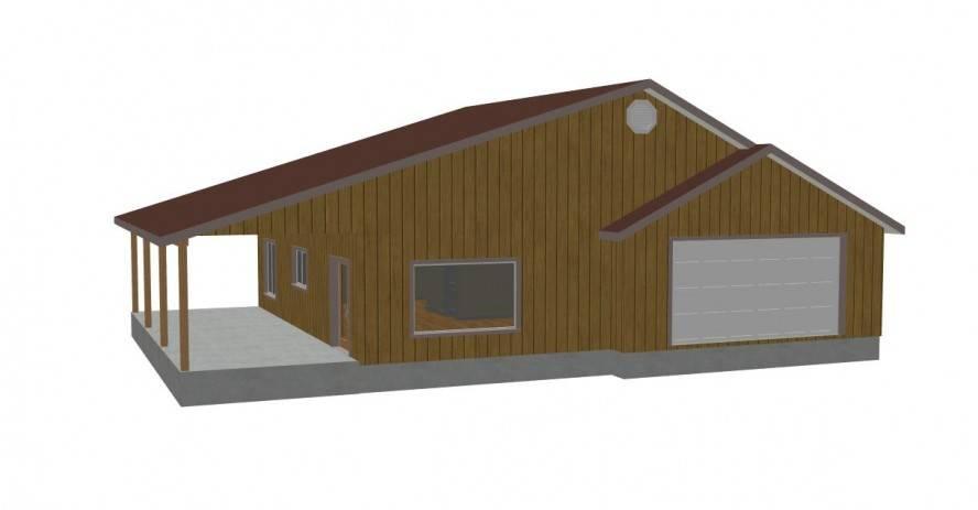Garage Designs Spacious Traditional Home Design Detached Plans
