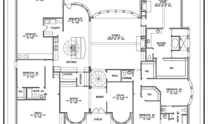 Garage Floor Plans Lift Home Desain