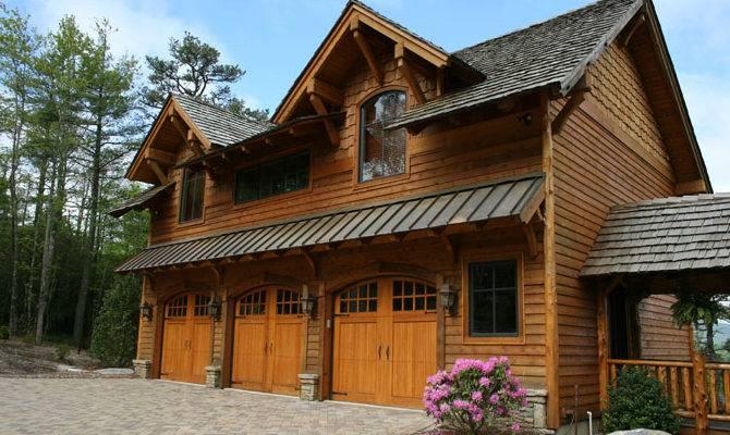 Garage Guest Lodge Loft Home Pinterest