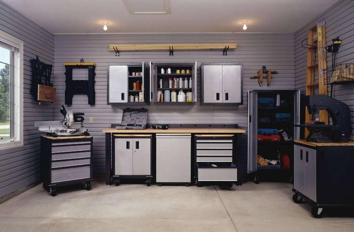 Garage Interior Design Ideas Petrolheads