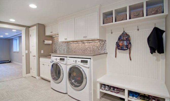 Garage Laundry Room Ideas Best Design