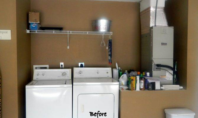 Garage Laundry Room Ideas Soap