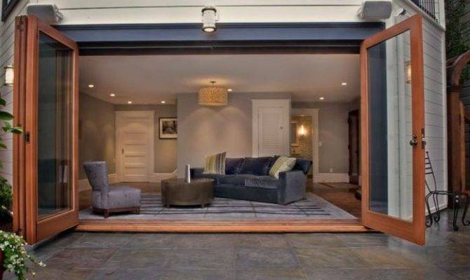 Garage Living Space Beautifully Done Cabin Ideas Pinterest
