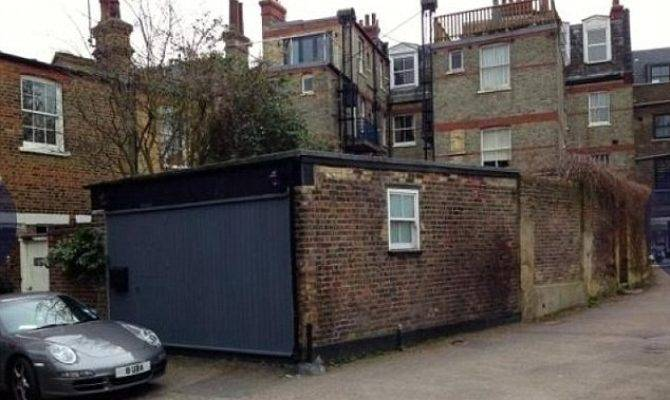 Garage London Turned Into Studio Price