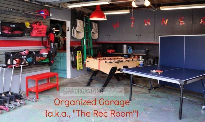Garage More Organized Organizing Made Fun