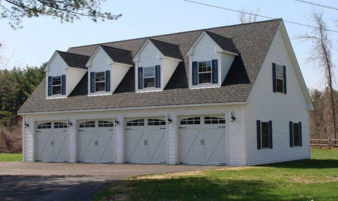 Garage Packages Maine Home Plans
