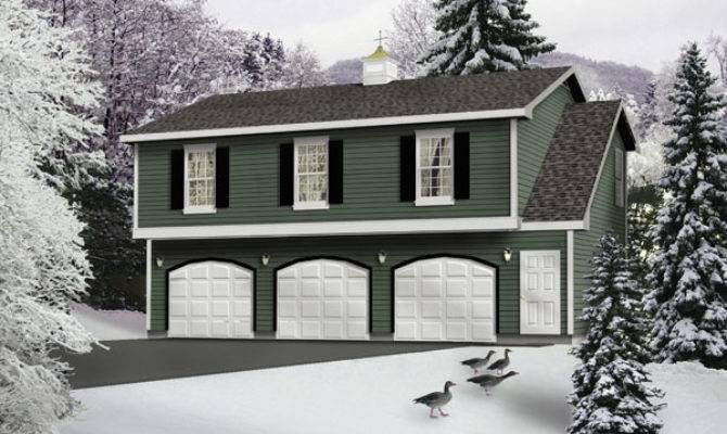 Garage Plan Chp Coolhouseplans
