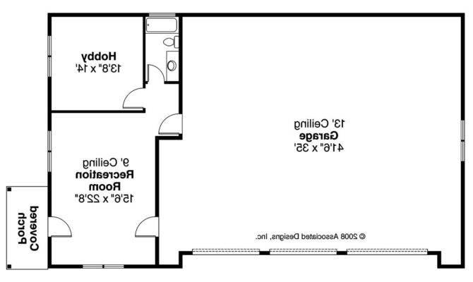 Garage Plan Floor