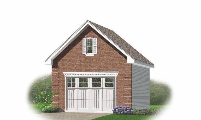 Garage Plan Loft