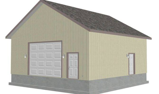 Garage Plan Sds Plans