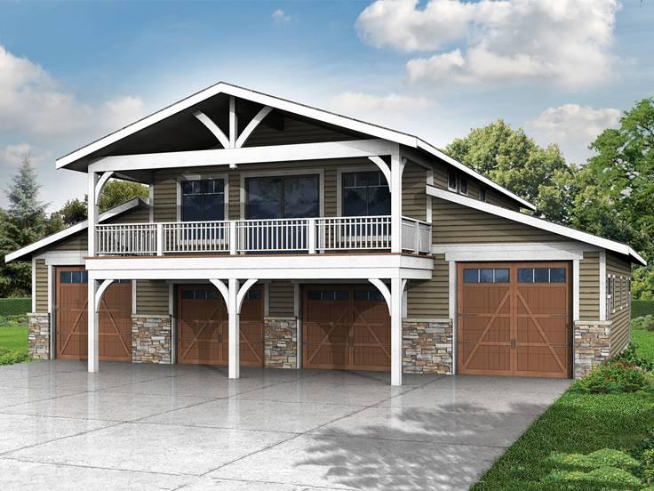 Garage Plan Shop Blog Loft Plans