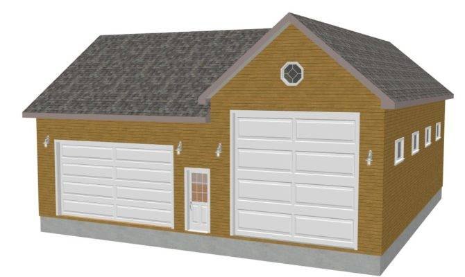 Garage Plan Unique House Plans